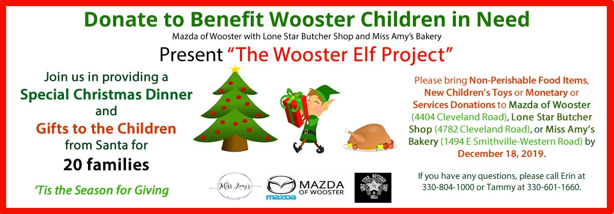 The Wooster Elf Project
